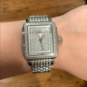 Michele Deco Diamond Watch - Limited Edition